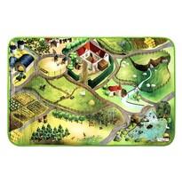 Dywan dla dzieci Ultra Soft Farma, 100 x 150 cm