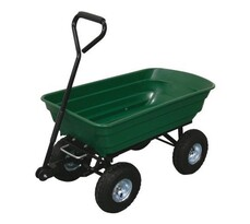 Vozík zahradní sklápěcí 125 l