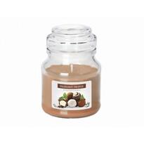 Świeczka zapachowa w szkle Orzechowa trufla, 120 g