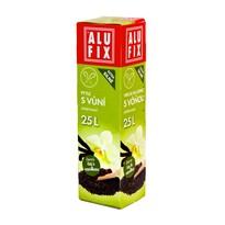 Alufix Pytle na odpad s vůní černý čaj s vanilkou, 25 l