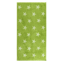 Stars törölköző, zöld