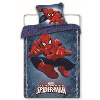 Lenjerie de pat pentru copii Spiderman 2016, 140 x 200 cm, 70 x 90 cm