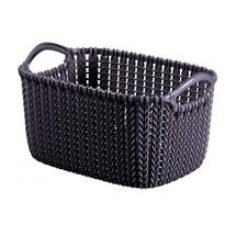 Curver Úložný box Knit 3 l, tmavě fialová