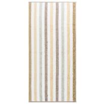 Cawo Frottier ręcznik kąpielowy Stripe natural