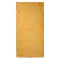Ręcznik bambus Ankara żółty, 50 x 100 cm