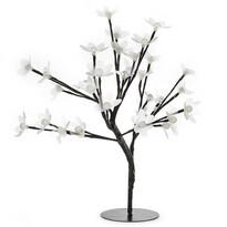 Świecące drzewko z kwiatkami, 32 LED