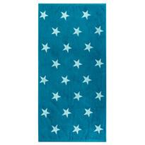 Ręcznik kąpielowy Stars turkusowy