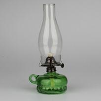 Lampă cu gaz, verde