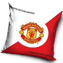 Poduszka Manchester United Duo, 40 x 40 cm