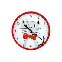 Nástenné hodiny Floppy, 22,5 cm