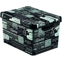 Curver Deco's box s vekom Stockholm L Home
