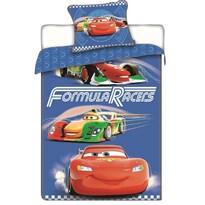 Bavlnené obliečky Cars Formula Racers, 140 x 200 cm, 70 x 90 cm
