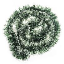 Girlanda 5-vrstvá 2 m, zeleno-biela