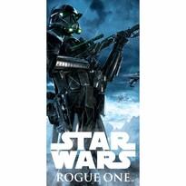 Osuška Star Wars Rouge One, 70 x 140 cm