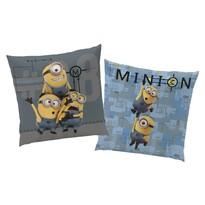 Poduszka Minionki Funny, 40 x 40 cm