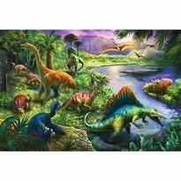 Trefl Puzzle Dinosauři, 260 dílků