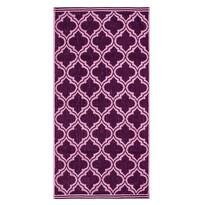 Ręcznik Castle fioletowy