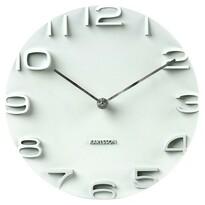 Karlsson 5311WH nástenné hodiny