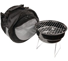 Gril BBQ kemping s chladiacou taškou