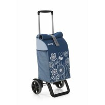 Gimi Nákupná taška na kolieskach Rolling Thermo modrá, 50 l