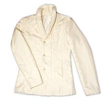 Prošívaný kabátek, béžová