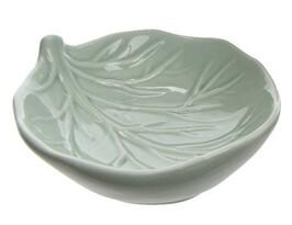 Porcelánová miska, šedomodrá