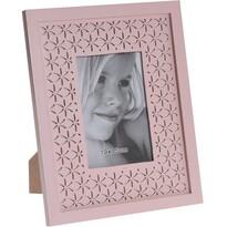 Ramka do zdjęcia Trento różowy, 26,5 x 21,5 cm