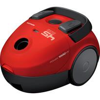 Sencor SVC 45RD-EUE2 podlahový vysávač, červená