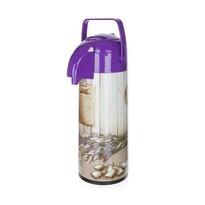 Termos cu pompă Banquet Culinaria Lavender  1,9 l