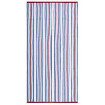 Ropes strandtörölköző kék, 90 x 170 cm
