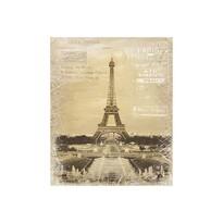 Obraz na płótnie Paris, beżowy