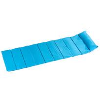 Mata plażowa 180 x 60 cm, niebieski