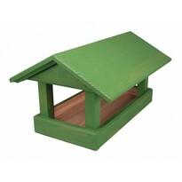 Home madáretető, zöld