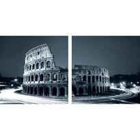Dvojdielny obraz Colloseum