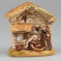 Keramický svietnik Betlehem