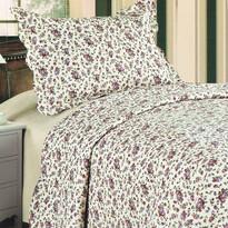 Přehoz na postel Flowers, 140 x 200 cm,