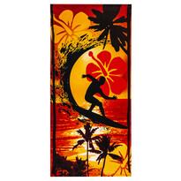 Plážová osuška Surf, 70 x 150 cm