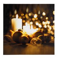 LED Obraz Vianočné kúzlo