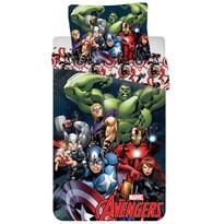 Dziecięca pościel bawełniana Avengers 2016, 140 x 200 cm, 70 x 90 cm
