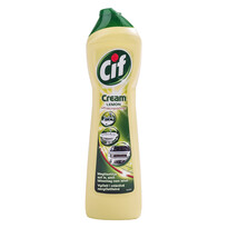 Cif Cream Lemon tekutý piesok 500 ml