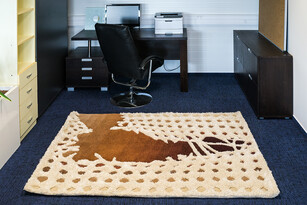 Moderný koberec Grand 5041/36, 140 x 200 cm
