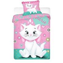 Dětské bavlněné povlečení Kočka Marie 2015, 140 x 200 cm, 70 x 90 cm