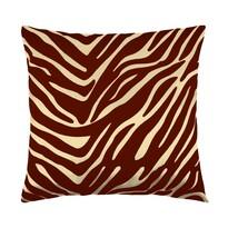 Poduszka jasiek Leona zebra wanilia, 45 x 45 cm