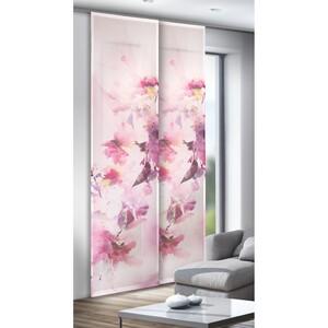 Japonská stena Scarlett, 245 x 60 cm