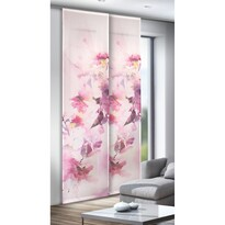 Ściana japońska Scarlett, 245 x 60 cm