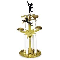 Anjelské zvonenie zlatá