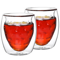 4home Pahare termo Strawberry Hot&Cool 250 ml, 2 buc.