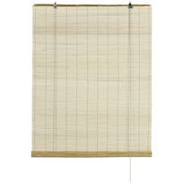 Roleta bambusová prírodná, 80 x 160 cm