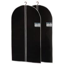 Sada ochraných obalů na oblek 60 x 150 cm, 2 ks