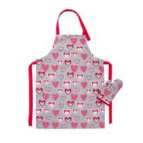 Dětská kuchyňská souprava Hearts